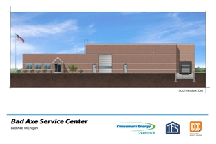Consumers Energy Service Center – Bad Axe, Michigan